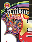 Guitar Tablature Notebook: coco music books Tablature Staff Music Paper for Guitar Players, Musicians, Teachers and Students | 8.5 X 11 - 150 Pages