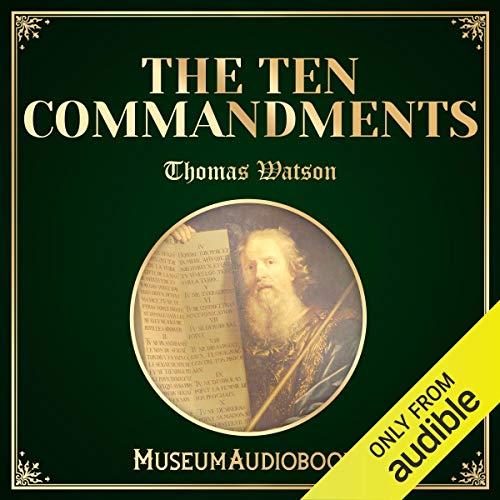 Couverture de The Ten Commandments