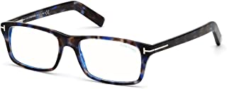 Tom Ford FT5663-B Blue-Light Block 056 55 Men Eyeglasses
