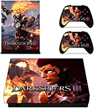 okanhyeu Xbox One X Console and 2 Controllers Skin Set - shooter game – Xbox One X Vinyl