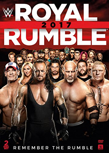 WWE: Royal Rumble 2017 (DVD)
