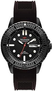 Relógio Technos Masculino Ref: 8205oi/8p Automático Black