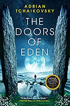 The Doors of Eden by Adrian Tchaikovsky science fiction and fantasy book and audiobook reviews