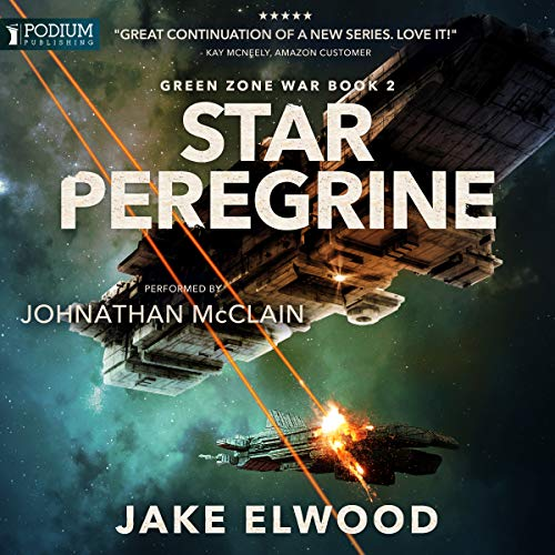 Star Peregrine (Green Zone War) Bk 2 - Jake Elwood