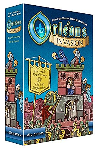 dlp games 247 - Orléans Invasion