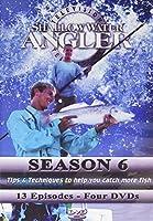 Shallow Water Angler TV Season 6 (2010) 2 DVD Set