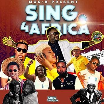 Sing 4 Africa (feat. Mills Miller, Billy Man, KG Salone & PAPA SHAK)