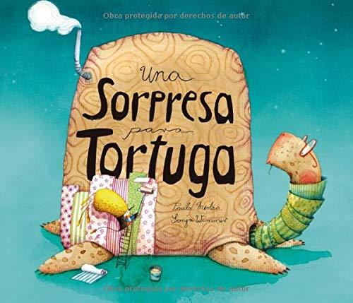 Una sorpresa para tortuga (Español Somos8)