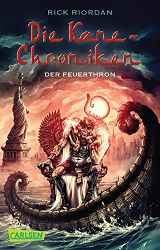 Die Kane-Chroniken 2: Der Feuerthron (2)