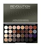 MAKEUP REVOLUTION Ultra 32 Shade Eyeshadow Palette Affirmation, 20 g