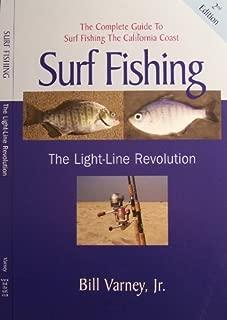 Surf Fishing, The Light-Line Revolution, 2nd Edition