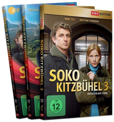 SOKO Kitzbühel - Box 1-3 (6 DVDs)