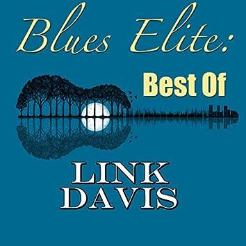 Blues Elite: Best Of Link Davis