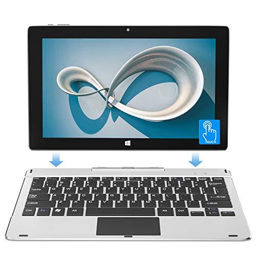 Jumper EZpad 6S Pro 2in1 Laptop Touchscreen 6GB DDR3 128GB SSD 11,6 Zoll FHD Ultrabook Tablet PC Windows 10 CPU Atom E3950 1,6 GHz Quad Core Prozessor Unterstützt 128 GB TF-Kartenerweiterung