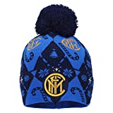 Inter Christmas Edition 2020 Beanie, Berretto Unisex – Adulto, Blu, Taglia Unica