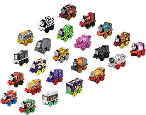 Thomas & Friends MINIS Advent Calendar with 24 MINIS engines