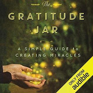 The Gratitude Jar audiobook cover art