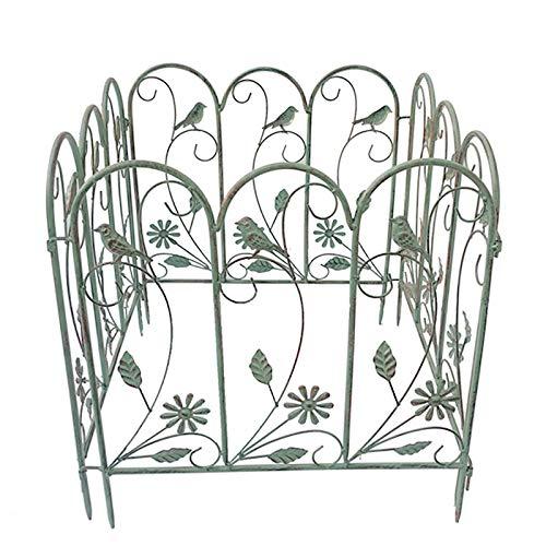 SIP En los Viejos Tiempos, los pájaros plantaban Las Ramas, trepaban a los Postes, montaban los Jardines, decoraban la Valla.