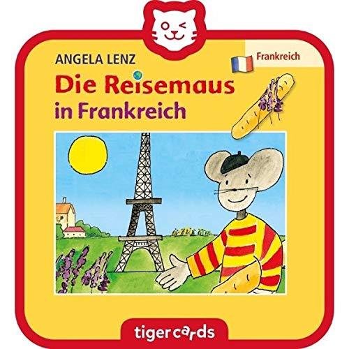 Tiger Media REISEMAUS/Frankreich TIGERCARD