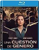 Una Cuestión De Género Bluray [Blu-ray]