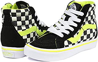 [バンズ] キッズ KID'S SK8-Hi Reissue Li 子供用 靴 Freshness ブラック×ホワイト チェッカーフラッグ