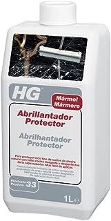 comprar comparacion HG 201100130 - Abrillantador Protector para mármol /piedra natural (envase de 1 L)