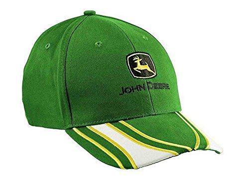 John Deere Lines Cap Green
