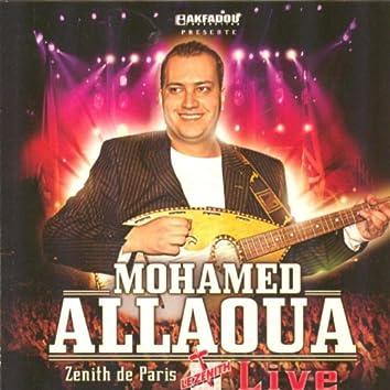 Mohamed Allaoua au Zénith de Paris (Live)