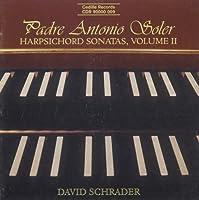 SOLER: Harpsichord Sonatas, Vol. II