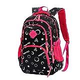 Posma BGC060 Girls Boys School Backpack for Middle School Cute Bookbag Outdoor Daypack