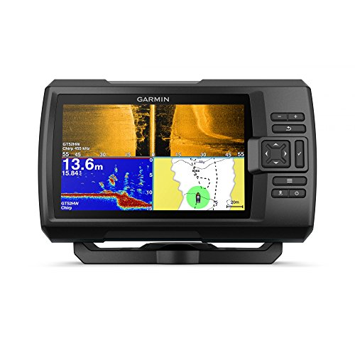 Garmin strikertm Plus 7SV – con gt52hw-GEBER Chirp TM Fishfinder