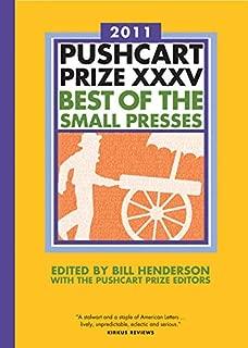 pushcart prize 2011