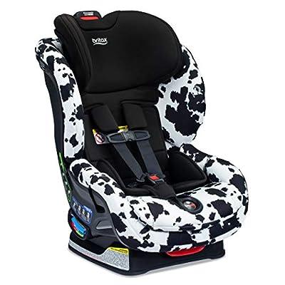 Britax Boulevard Clicktight Convertible Car Seat, Cowmooflage 2.0 SafeWash from AmazonUs/BIYN9