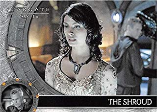 Morena Baccarin trading card Stargate SG1 2007#45 Adria Ori