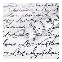 SHUHAO ギフトクラフト紙Manual花束用品を梱包マーブルレターフラワーラッピングティッシュペーパー素材30枚シューズ (Color : 1)