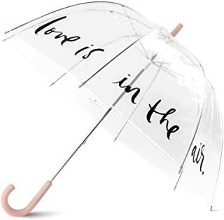 Large Dome Umbrella, Love Is In The Air