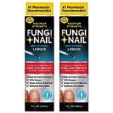 Fungi Nail Anti-Fungal Liquid Value Pack, 2Count