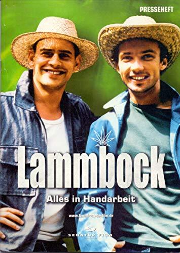 Lammbock - Alles in Handarbeit - Moritz Bleibtreu - Marie Zielcke - Presseheft