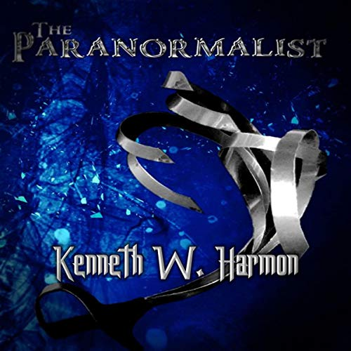 The Paranormalist audiobook cover art