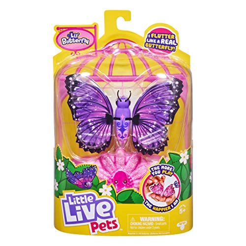 Little Live Pets Lil' Butterfly - Star Wings