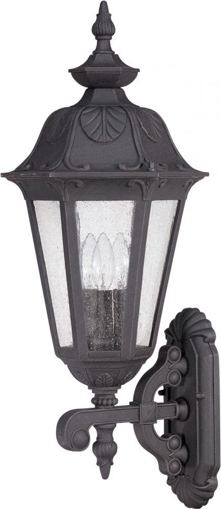 NUVO Charlotte Mall 60 2031 Three High material Light Outdoor Unknown Mount Wall