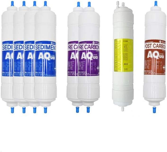 8EA Economy Very gift popular Replacement Water Filter 1 : Set for Year CHP- Coway