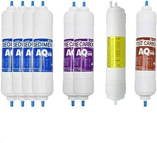 8EA Filtre à eau de rechange économique 1 an pour GMS : 969CHM (RO)/969JML (RO)/969CHS II (RO)/969CHT I (RO)/969CHS (RO)/9...
