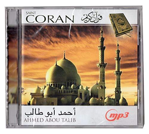 Ramadan24 CD Kompletter Koran hören Ahmed Abou Talib Der Heilige Koran Quran Arabisch