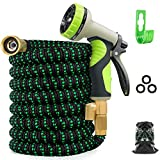 Best Expanding Garden Hoses - Zalotte Expandable Garden Hose with 9 Function Nozzle Review