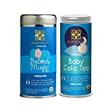 Secrets of Tea Organic Baby Tea Bundle - Babies' Magic Colic Reliever & Acid Reflux Relief, Baby Catnip Tea, and Baby Colic Tea for Gas, Tummy, and Sleep.
