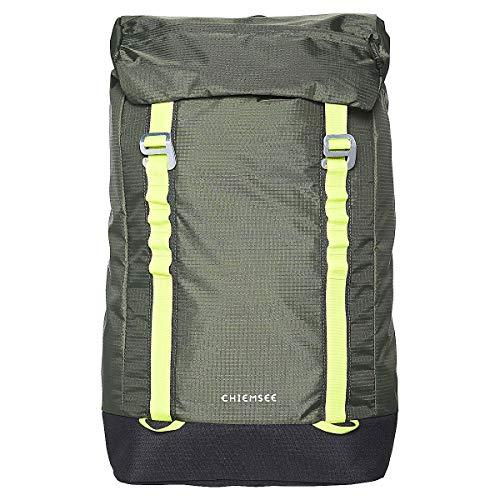 Chiemsee Daypack Rucksack, 50 cm, 27 Liter, Dusty Olive