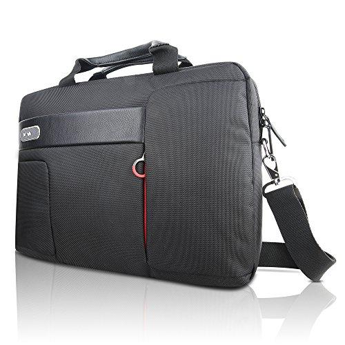 Lenovo GX40M52027 Notebooktasche 39,6 cm (15.6 Zoll) Toploader Bag Schwarz - Notebooktaschen (Toploader Bag, 39,6 cm (15.6 Zoll), Schultergurt, 726 g, Schwarz)