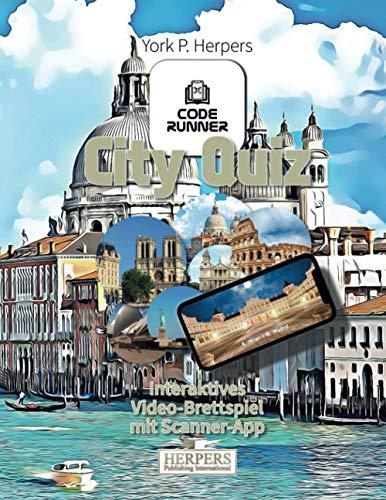 CODE RUNNER   City Quiz: Interaktives Video-Brettspiel mit Scanner-App