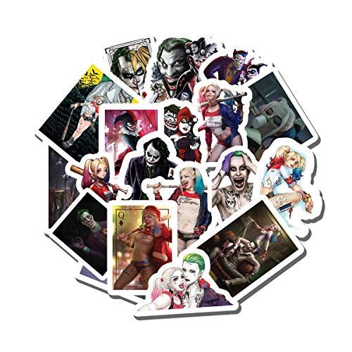 51mDiE5oTlL Harley Quinn Laptop Stickers